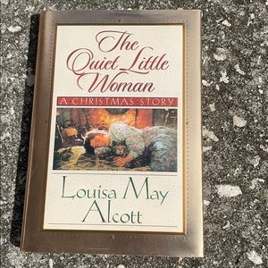 The quiet little woman ( A Christmas Story)